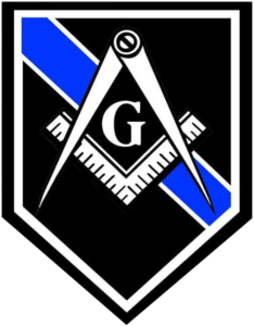 Freemason Thin Blue Line